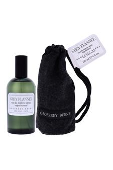 Grey Flannel by Geoffrey Beene for Men - 4 oz EDT Spray