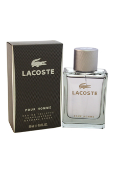 Lacoste Pour Homme at Perfume WorldWide