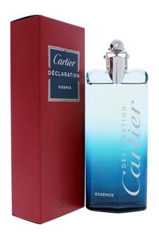 Cartier Declaration Essence  men 3.4oz EDT Spray