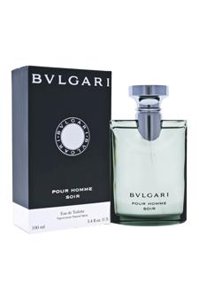 Bvlgari Pour Homme Soir 3.4oz EDT Spray