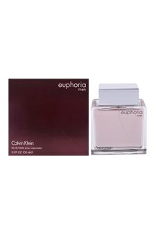Calvin Klein Euphoria  men 3.4oz EDT Spray