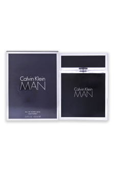 Calvin Klein Man  men 3.4oz EDT Spray