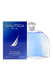 Nautica Blue by Nautica  for Men - 3.4 oz EDT Spray