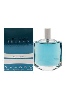 Loris Azzaro Chrome Legend  men 2.6oz EDT Spray