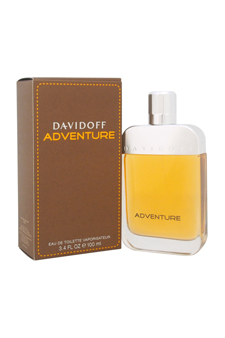 Davidoff Adventure by Zino Davidoff for Men - 3.4 oz EDT Spr