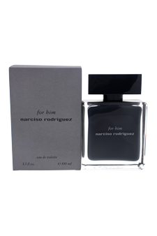 Narciso Rodriguez by Narciso Rodriguez for Men - 3.3 oz  EDT Spray