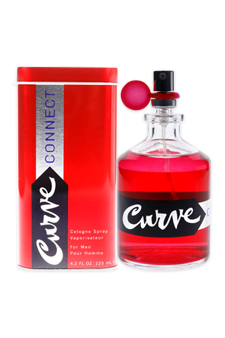Curve Connect by Liz Claiborne for Men - 4.2 oz Cologne Spray
