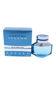 Loris Azzaro Chrome Legend  men 1.4oz EDT Spray