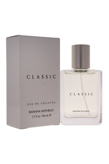 Banana Republic Classic by Banana Republic for Men - 1.7 oz EDT Spray