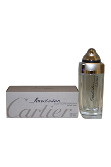 Cartier Roadster  men 3.3oz EDT Spray