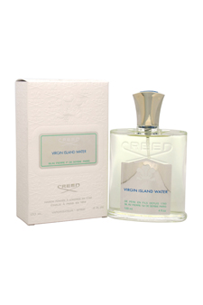 Creed Virgin Island Water by Creed for Unisex - 4 oz Millesime Spray