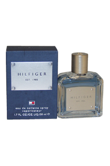 Hilfiger 1985 by Tommy Hilfiger for Men - 1.7 oz EDT Spray