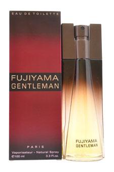 Fujiyama Gentleman by Succes De Paris for Men - 3.3 oz EDT Spray