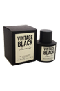 Kenneth Cole Vintage Black by Kenneth Cole for Men - 3.4 oz EDT Spray