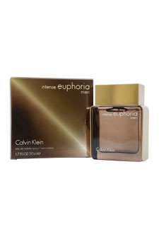 Calvin Klein Euphoria Intense  men 1.7oz EDT Spray