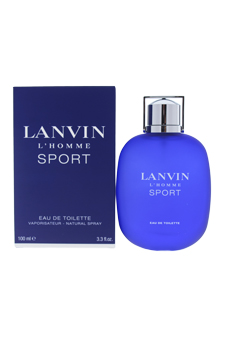 Lanvin L'homme Sport at Perfume WorldWide