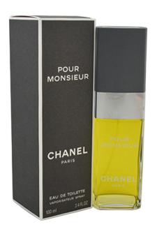 Chanel Pour Monsieur  men 3.4oz EDT Spray