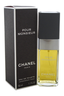 Chanel Pour Monsieur  men 1.7oz EDT Spray