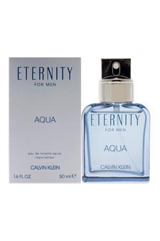 Calvin Klein Eternity Aqua  men 1.7oz EDT Spray