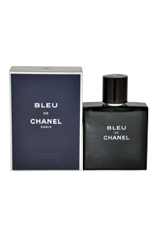 Bleu De Chanel by Chanel for Men - 1.7 oz EDT Spray