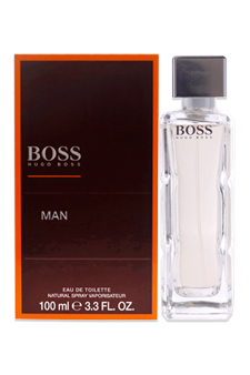 Boss Orange by Hugo Boss for Men - 3.3 oz EDT Spray