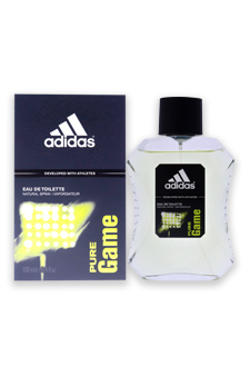 Adidas Pure Game  men 3.4oz EDT Spray