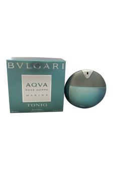 Bvlgari Aqva Marine Toniq  men 3.4oz EDT Spray