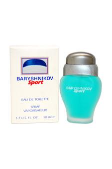 Baryshnikov Sport by Baryshnikov for Men - 1.7 oz EDT Spray