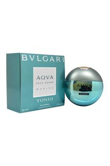 Bvlgari Aqva Marine Toniq  men 1.7oz EDT Spray