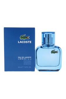 Lacoste Eau DE Lacoste L.12.12 Bleu by Lacoste for Men - 1 oz EDT Spray