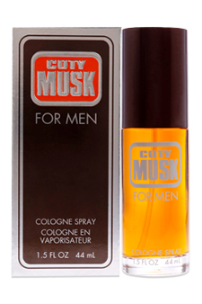 Coty Musk  men 1.5oz Cologne Spray