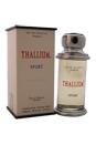 Thallium Sport by Jacques Evard for Men - 3.3 oz EDT Spray