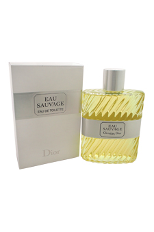 Christian Dior Eau Sauvage  men 33.8oz EDT