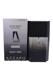 Loris Azzaro Azzaro Pour Homme Night Time 3.4oz EDT Spray