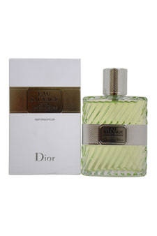 Christian Dior Eau Sauvage Parfum  men 3.4oz Parfum Spray