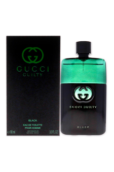Gucci Guilty Black Pour Homme at Perfume WorldWide