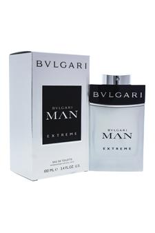 Bvlgari Man Extreme  men 3.4oz EDT Spray