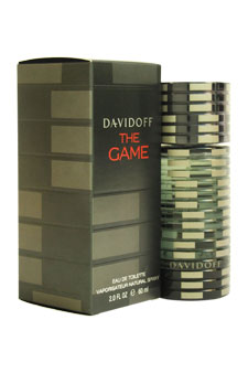 The Game by Davidoff for Men - 2 oz EDT Spray