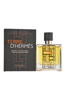 Terre D'Hermes by Hermes for Men - 2.5 oz Pure Perfume