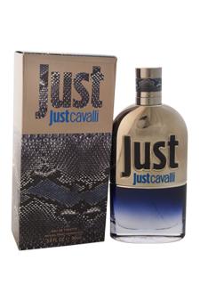 Just Just Cavalli by Roberto Cavalli for Men - 3 oz EDT Spray