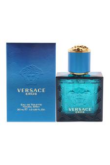 Versace Eros  men 1oz EDT Spray