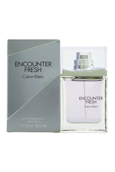 Calvin Klein Encounter Fresh  men 1.7oz EDT Spray