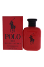 Polo Red by Ralph Lauren for Men - 2.5 oz EDT Spray