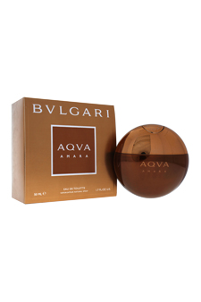 Bvlgari Aqva Amara  men 1.7oz EDT Spray