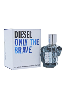 Diesel Only The Brave by Diesel for Men - 1.4 oz EDT Spray