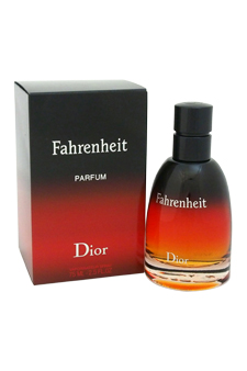 Christian Dior Fahrenheit  men 2.5oz Parfum Spray