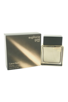 Calvin Klein Euphoria Gold  men 3.4oz EDT Spray