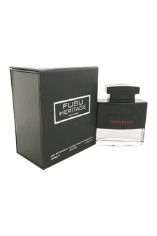 Fubu Heritage Pour Homme by Fubu for Men - 3.4 oz EDT Spray