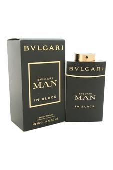 Bvlgari Man In Black  men 3.4oz EDP Spray