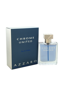 Loris Azzaro Chrome United  men 1.7oz EDT Spray